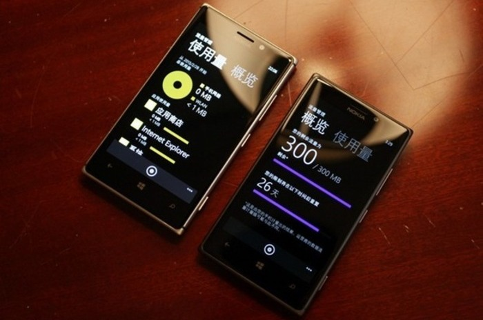 Nokia Amber Datasense
