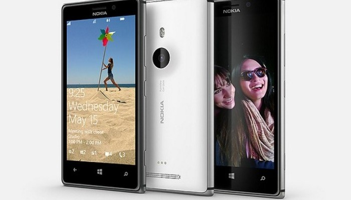 Gama de colores del Nokia Lumia 925