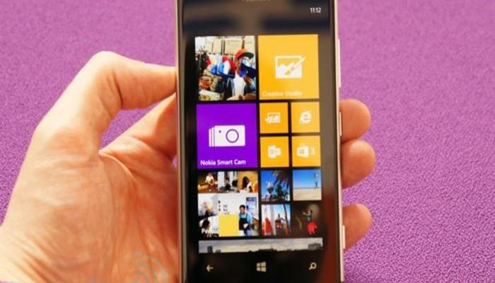 Presentación nuevo terminal de Nokia