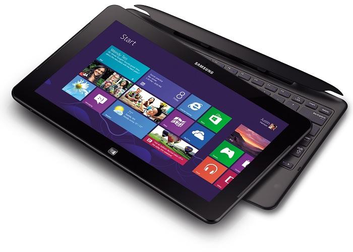 Samsung ATIV Smart PC Pro con Windows 8