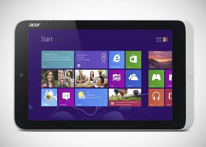 Imagen de la Acer ICONIA W3