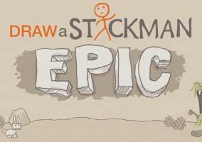 Logo de DrawaStickman:EPIC