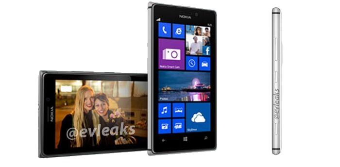 Nuevo terminal que presentará Nokia