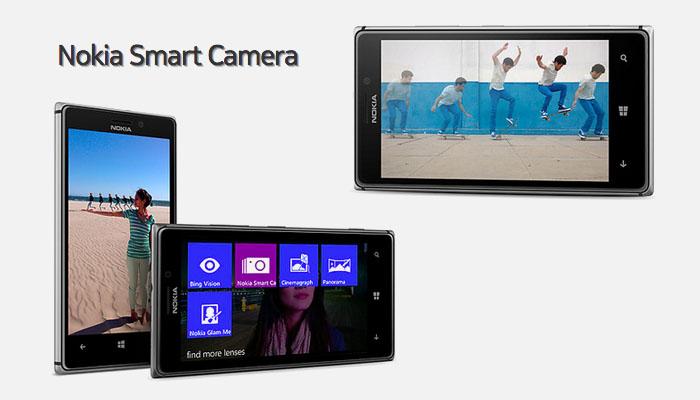 Nokia Smart Camera para los Lumia