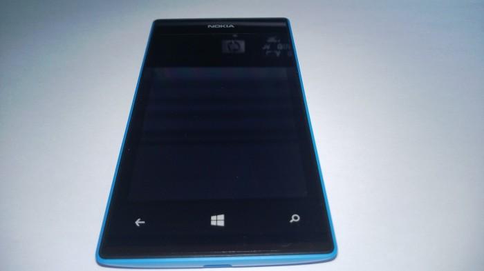 Nokia Lumia 520 (Frontal)