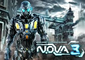 N.O.V.A. 3 para Windows Phone 8