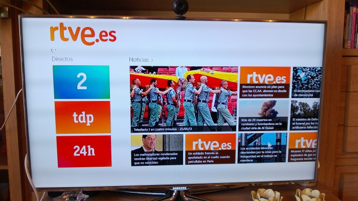 rtve windows 8 salon