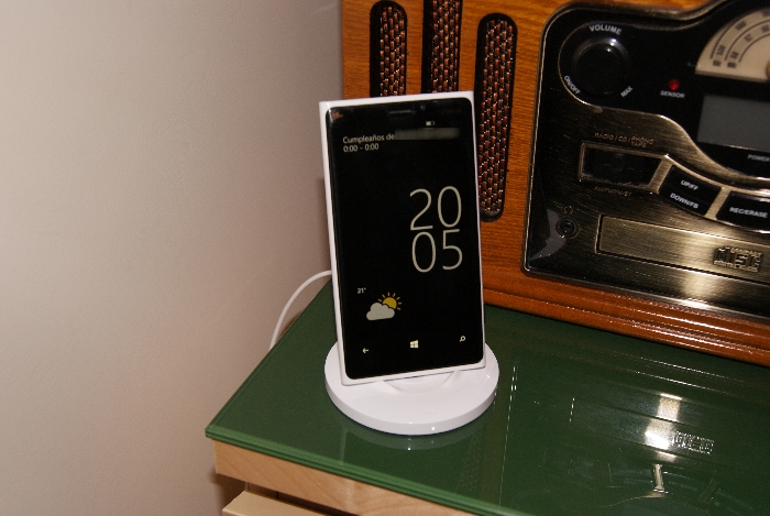 DT 910 con Nokia LUmia 920