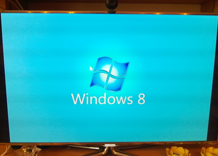 windows 8 en el salon