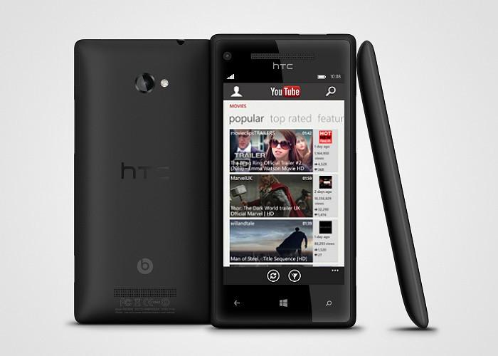 YouTube para Windows Phone