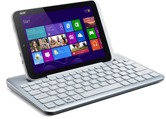 Primera tableta de 8 pulgadas con Windows 8