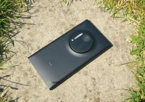 Posible imagen del Nokia Lumia EOS