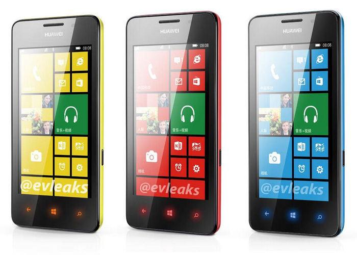 Huawei Ascend W2 con Windows Phone 8