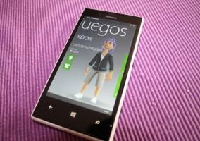 Nokia Lumia 720 xbox juegos