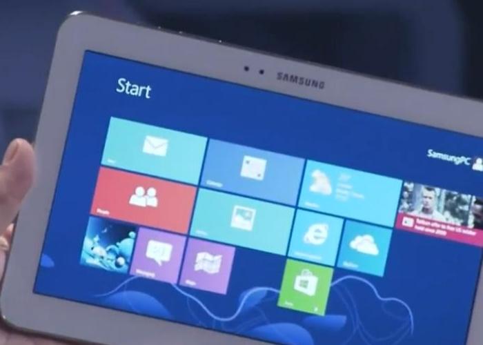 Imagen Samsung ATIV Tab 3