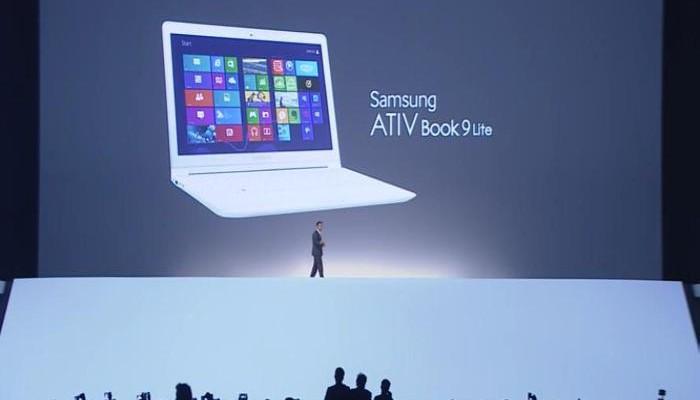 Nuevo ultraportátil de Samsung
