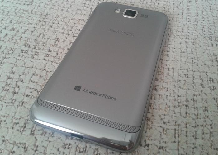 Samsung ATIV S Físico