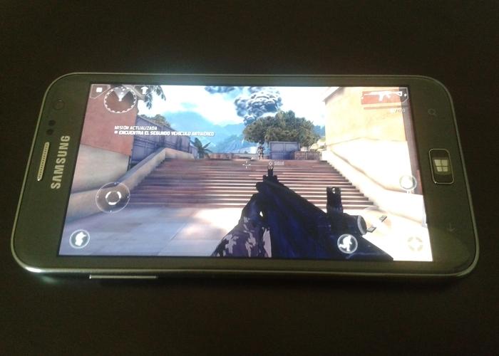 Samsung ATIV S Hardware