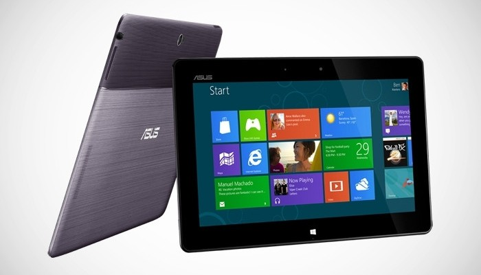Tablet de ASUS con Windows RT