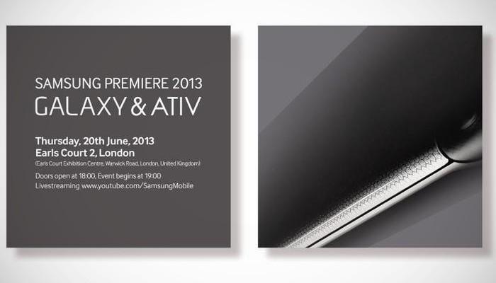 Presentación de nuevos dispositivos de Samsung