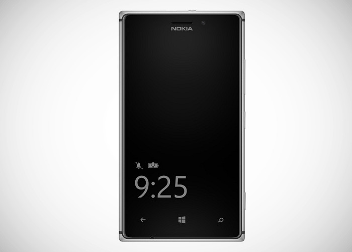 Nokia Glance Screen