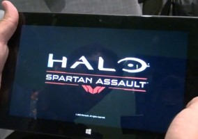 Logo de Halo: Spartan Assault