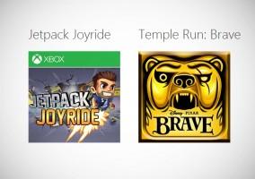 jetpack joyride temple run brave