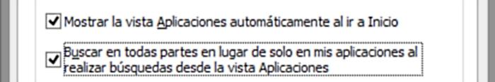 menu inicio presenta todas las aplicaciones windows 8 1