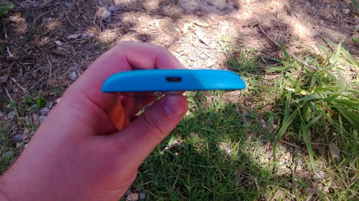 Conector Micro-USB del Nokia Lumia 520