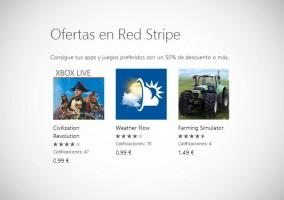 Ofertas de Red Stripe Deals