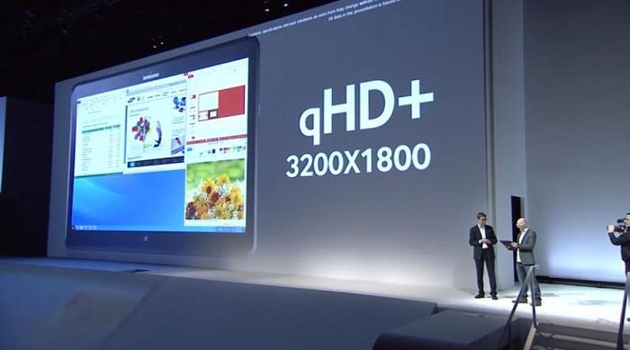 Presentación de Samsung ATIV Q
