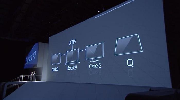 Productos de la familia Samsung ATIV