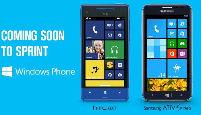 HTC 8XT y Samsung ATIV S Neo