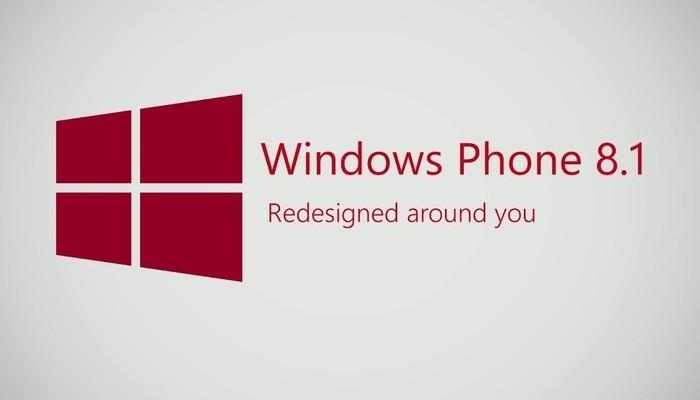 Logo de Windows Phone 8.1