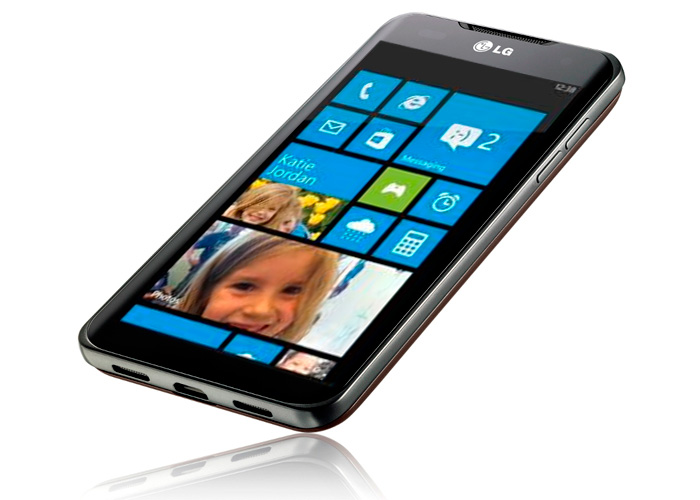 LG Windows Phone 8