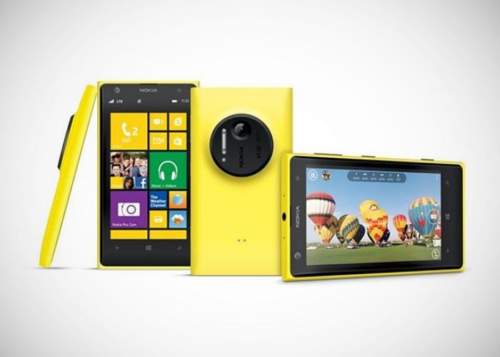 Nokia Lumia EOS