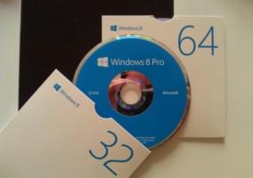 Caja del Windows 8 Pro