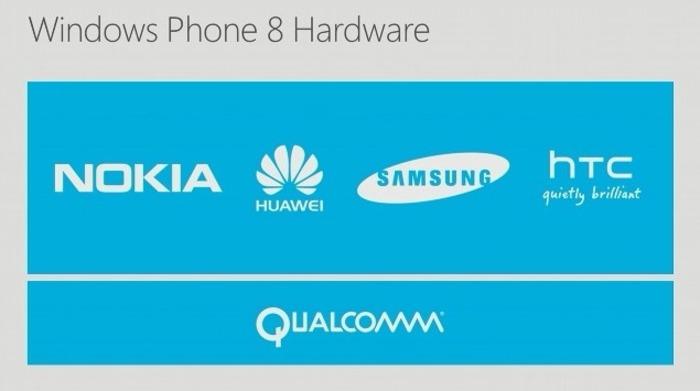 Windows Phone 8 hardware Qualcomm