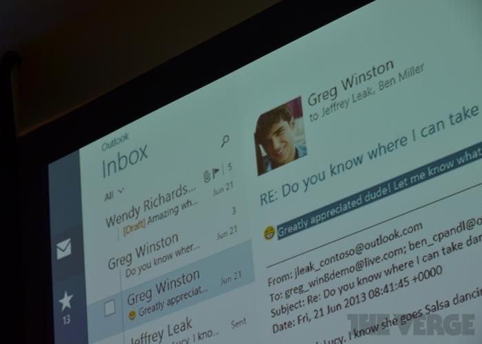 correo windows 8.1