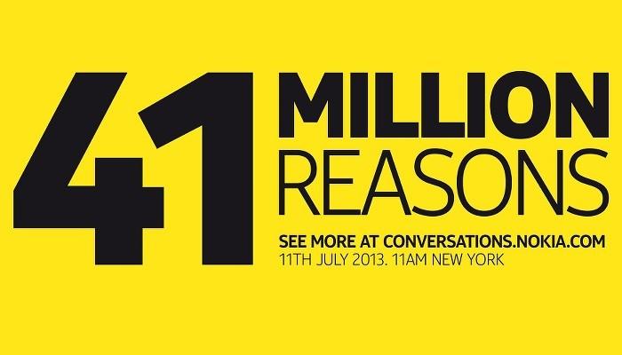 Evento de Nokia 11 de julio
