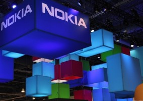 Stand de Nokia