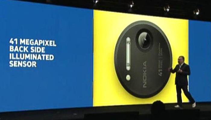 Presentación de Nokia Lumia 1020