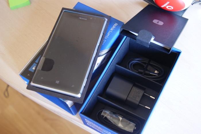 nokia lumia 925 caja