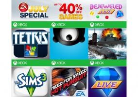 Juegos de EA para WP