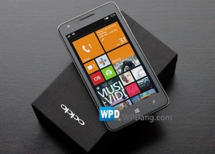 oppo windows phone 8
