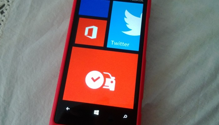 utilizar lupa windows phone 8