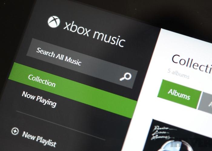 Sube tu música a OneDrive y escúchala donde sea