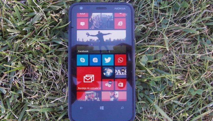 Gama media de Nokia