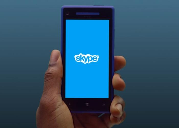 Skype-WP8
