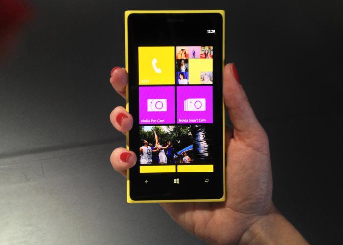 Último smartphone de Nokia